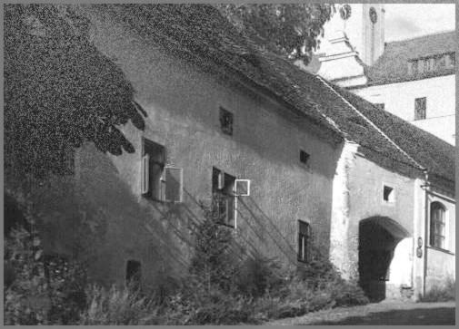 Pošta-Radenín č.p.5
