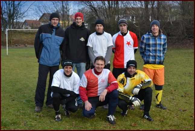 silvestrovský fotbal