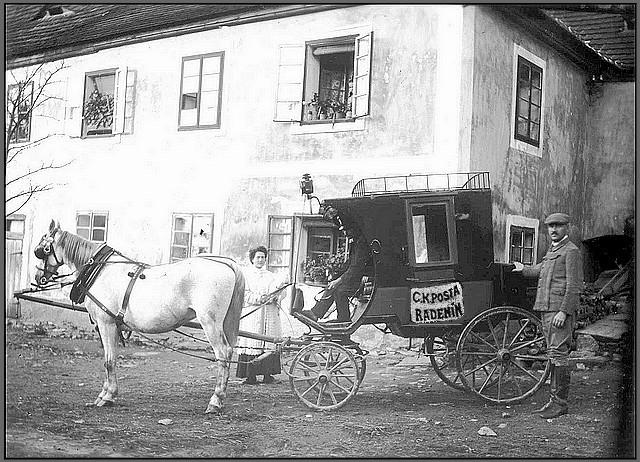 Pošta-Radenín č.p.69
