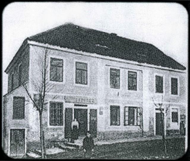 Pošta-Radenín č.p. 61