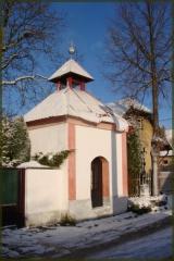 kaple Terezín