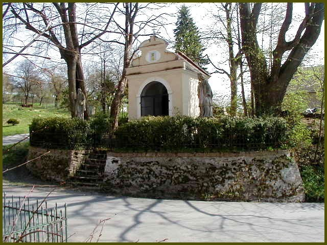 Kaple Sv. Jana Nepomuckého Radenín