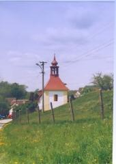 kaple Lažany