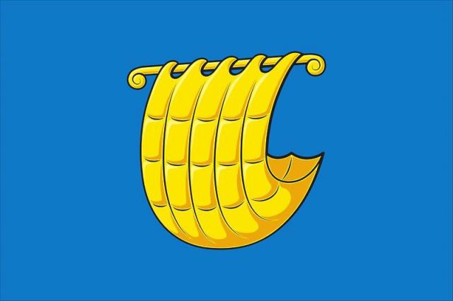 vlajka obce Radenín