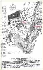mapa rýžovišť