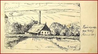 historický obrázek-Hroby