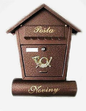 foto poštovní schránky