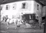 Historie obce Radenín v první polovině 20. století-pošta v č.p. 69
