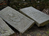 Smrčkové z Mnichu-náhrobní kameny