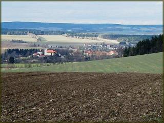 Historie obce Radenín v 15. století