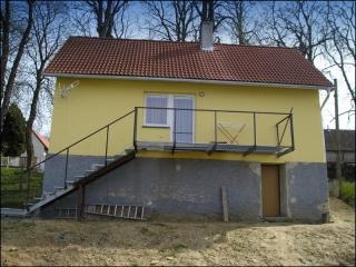 obecní obytný dům