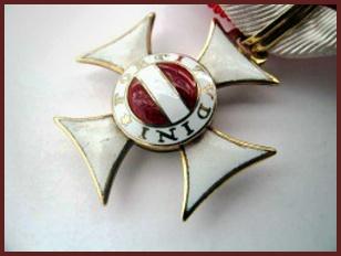 Baillet de Latour kříž